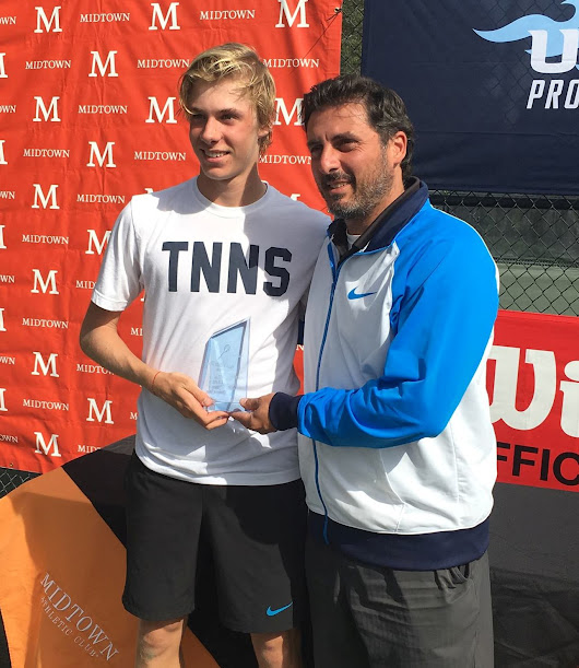DENIS WINS ANOTHER FUTURES EVENT