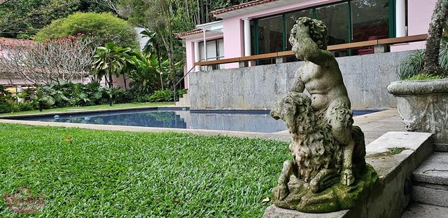 O que fazer no Rio - visita a Casa Fundação Roberto Marinho