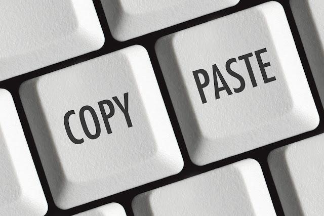 Cara Agar Artikel Blog Bisa di Copy Paste