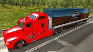 ATS trailer