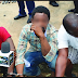 Three-man Armed Robbery Gang Busted By Police In Enugu.