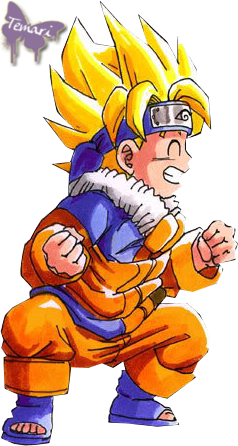 PNG-Goku (Version Naruto)