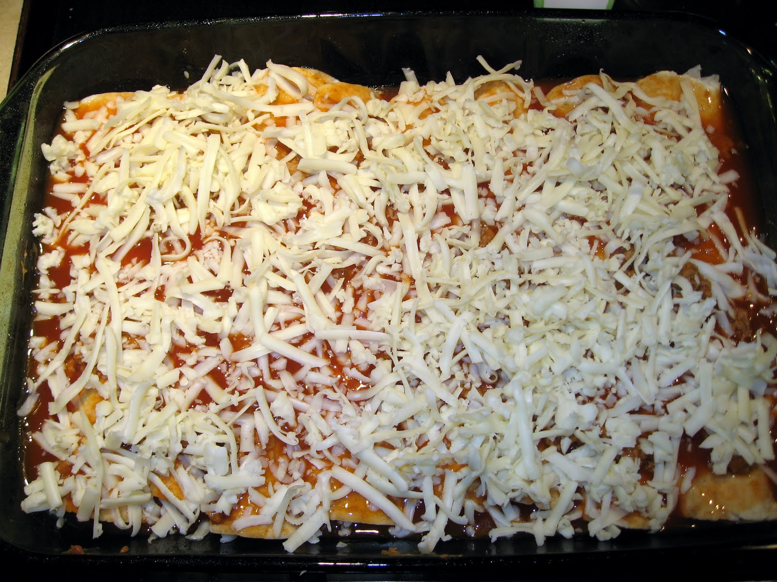 Beef Enchiladas from The Virtuous Wife