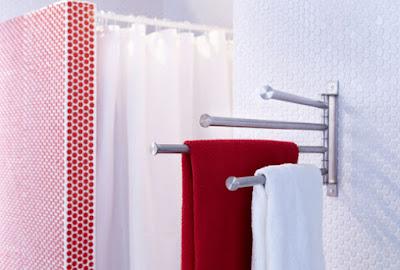Aksesoris Ruangan Untuk Kamar Mandi Modern