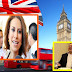 Karime Macías viajó a Londres, Inglaterra desde Colombia