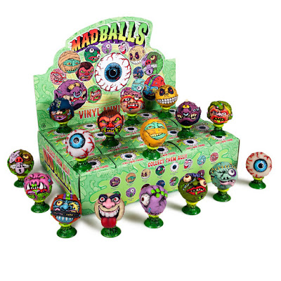 Madballs Blind Box Mini Figure Series by Kidrobot