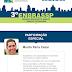 Murilo Faria Cezar, participará do ENBRASSP em Goiânia-GO