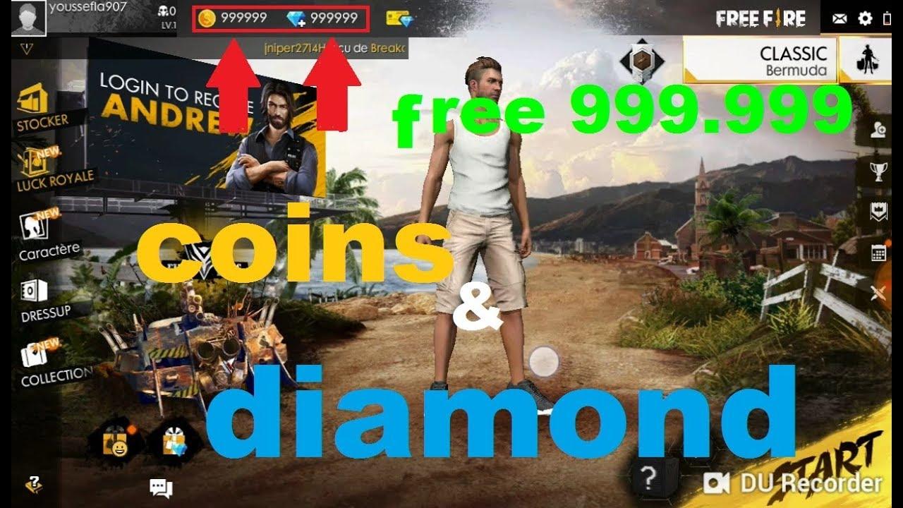 Free Fire Diamonds Tool