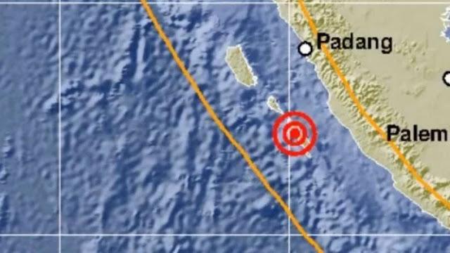 BMKG Minta Waspadai Ancaman Gempa di Kepulauan Mentawai