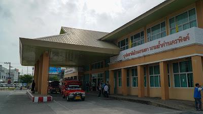 Arcade Bus Terminal, Chiang Mai