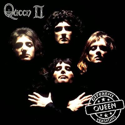 Queen - Queen II (Diferent Versions)