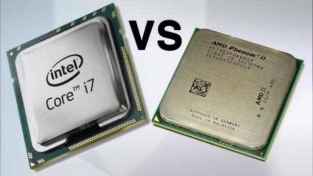 Perbandingan Prosesor Intel vs AMD 2018, Lebih Unggul Mana?