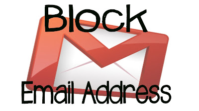 How to block someone on Gmail id?