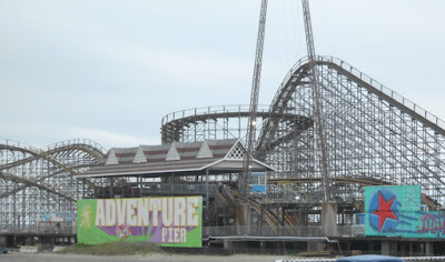 Morey's Piers Amusement Rides in Wildwood New Jersey