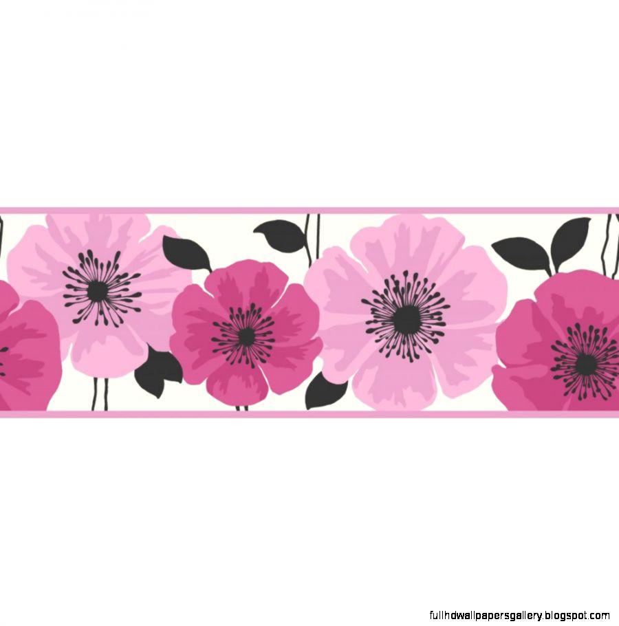 Pink Wallpaper Border Full Hd Wallpapers
