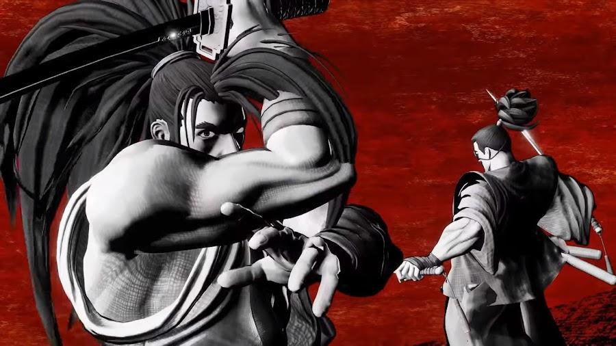 samurai shodown haohmaru