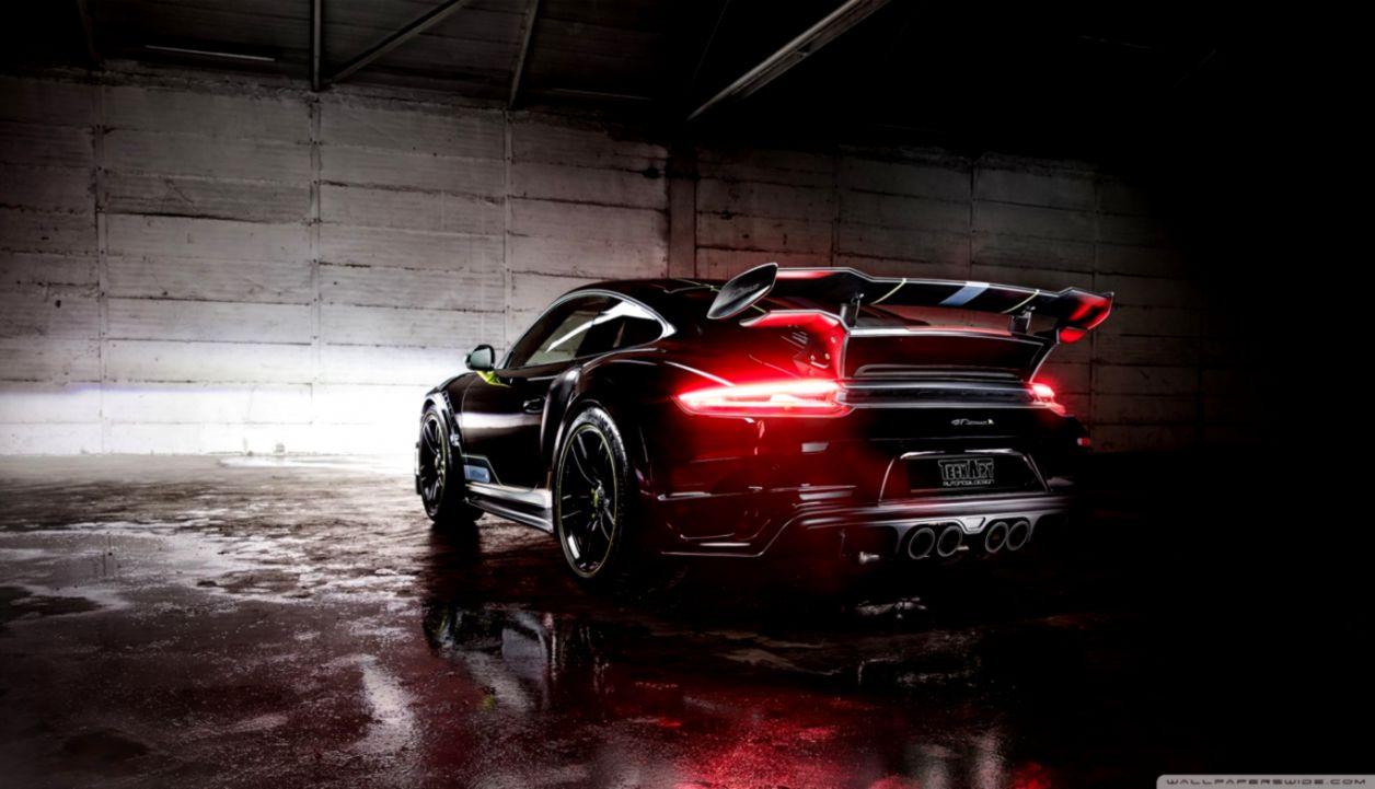 Porsche 911 Front Street Hd Wallpaper Wallpapers Minimalist