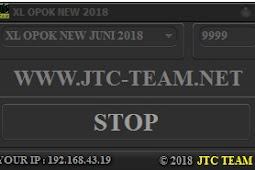 Inject XL Opok Unlimited - Update 26 Juni 2018