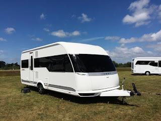 hobby caravan