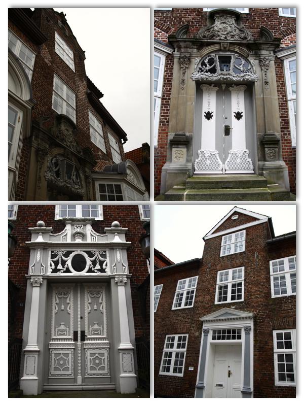 Tønder  Dänemark Tondern Architektur