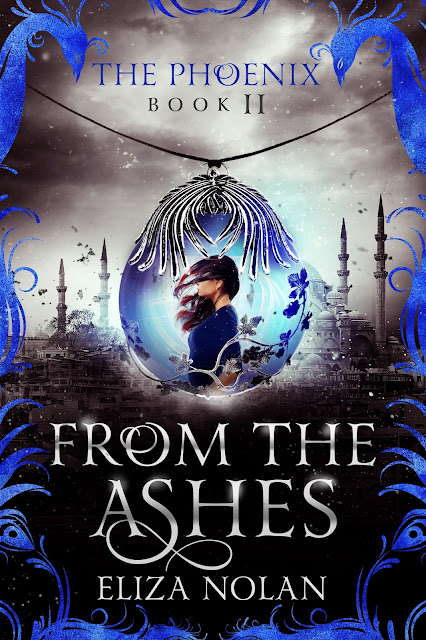 From the Ashes Cover Reveal