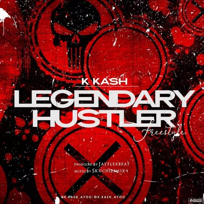 K Kash – Legendary Hustler (Prod. By Jayflexbeat) K Kash – Legendary Hustler (Prod. By Jayflexbeat) After the successful Release of Grace Audio & Video that it Still Getting Massive Play Across the Street/Club and on Air. K kash is back with another new Tune tittled Legendary Hustler ( freestyle ) Produced by Jayflexbeat M&M by Skuchiesmix the new tune Encourage All Hustlers to be Focus and Seek for God Mercy And Blessings . K.kash is lyricaly Dope this time around READ ALSO O'skool ft. Marvellous Benjy – Grace This Piece goes to All Hustlers out there Download, Share and Enjoy ! DOWNLOAD: K Kash – Legendary Hustler (Prod. By Jayflexbeat) Share this: Mztar Honey https://www.honeyloaded.com RELATED ARTICLES NO COMMENTS LEAVE A REPLY POST COMMENT ABOUT US FOLLOW US © Download Nigerian Music By Mztar Honey - May 9, 20