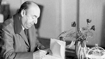 Pablo Neruda, penyair Amerika Latin