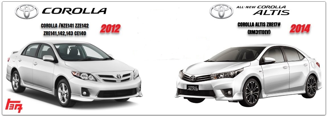 Toyota Corolla 2014 2012 Repair Service Manual Toyota