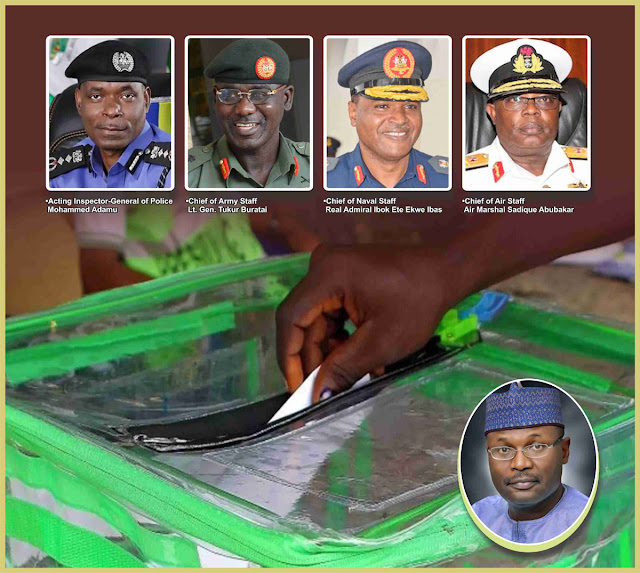 Army Calls Out INEC Over Actions In Rivers Election