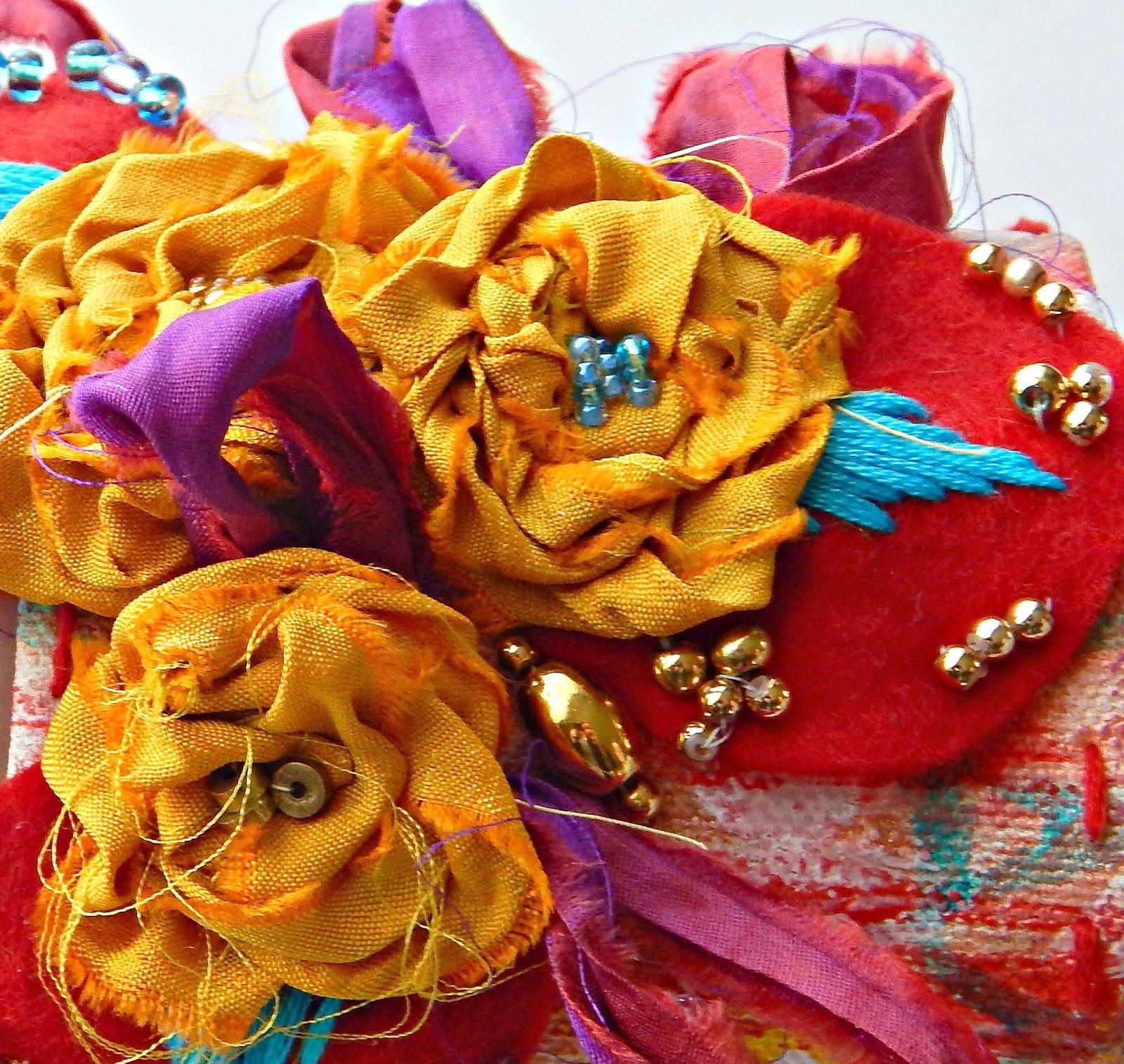 Wristlet, Sari, Wrist Cuff, Bracelet