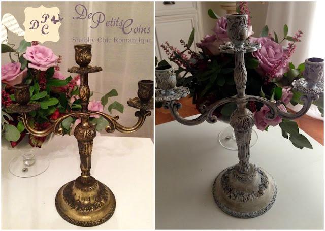 candelabro shabby chandelier