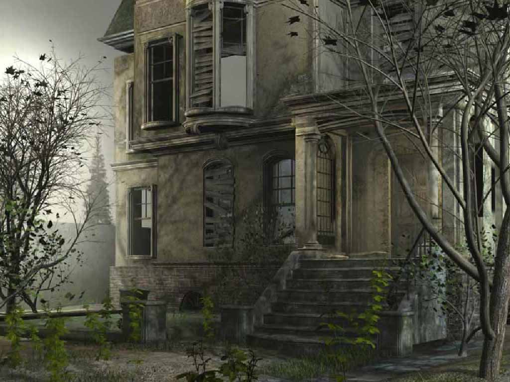Haunted house hd wallpapers hd wallpapers pics for Wallpaper home photos