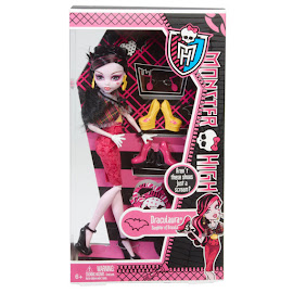 Monster High Draculaura I Heart Shoes Doll