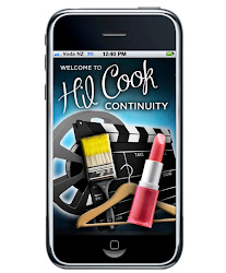 Hil Cook Continuity iPhone App