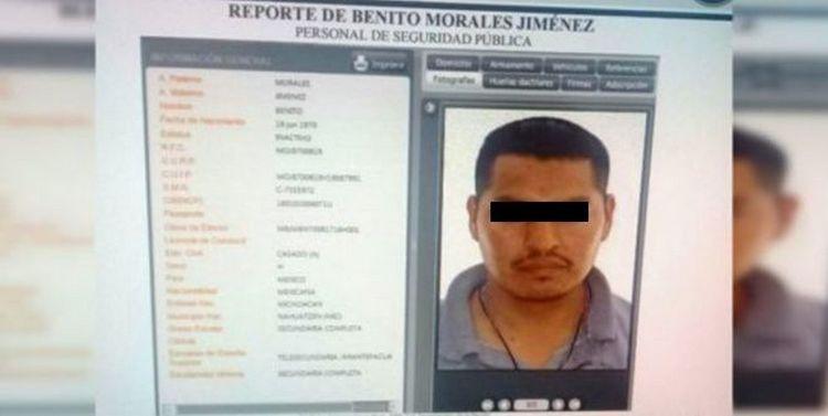 El Beny líder de los Caballeros Templarios, autor del ataque contra policías en Michoacán