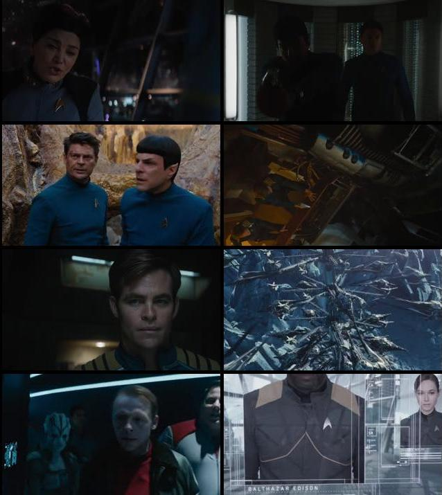 Star Trek Beyond 2016 English 720p WEB-DL