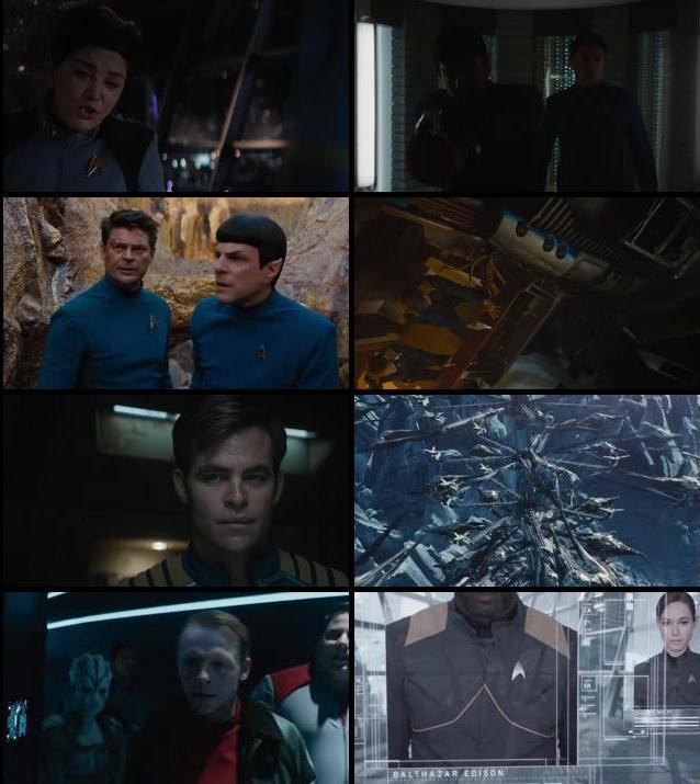 Star Trek Beyond 2016 English 720p WEB-DL