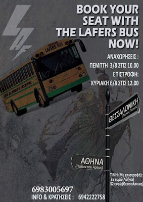 6th Los Almiros Bus, book your seat