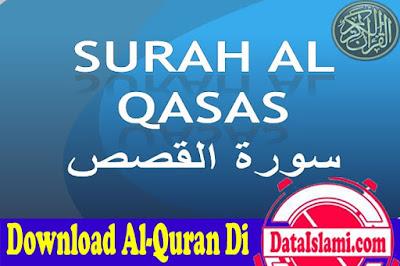 Download Surat Al Qasas Mp3 Full Merdu (Ayat 1-88) Gratis
