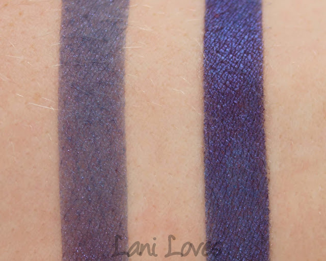 Notoriously Morbid One. Big. Dark. Room. Eyeshadow Swatches & Review