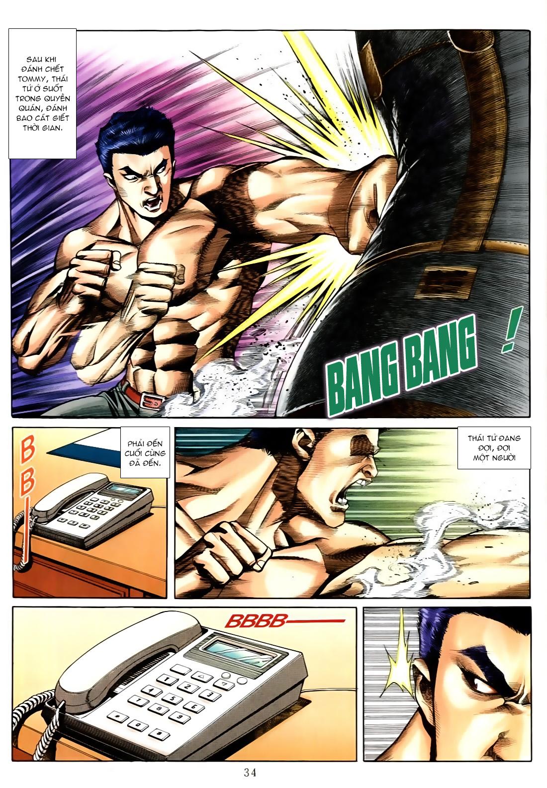 Người Trong Giang Hồ chapter 556: làm khó nam đẹp trai trang 26