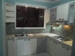 Gambar Kitchen Set Minimalis Cakung Jakarta Timur