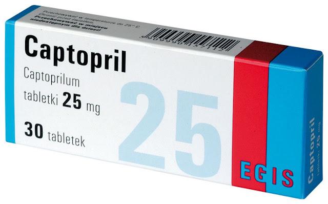 11 Efek Samping Captopril bagi Kesehatan Tubuh