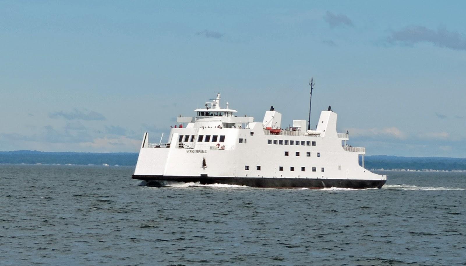 Connecticut Ferries To Block Island