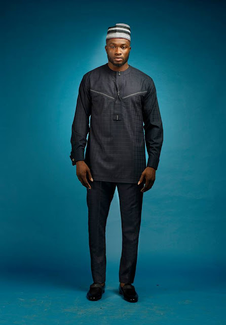 Meet Ibrahim Akosile - CEO of Cossly wears