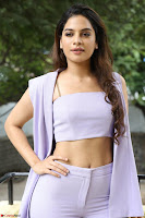Tanya Hope in Crop top and Trousers Beautiful Pics at her Interview 13 7 2017 ~  Exclusive Celebrities Galleries 098.JPG