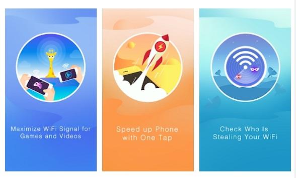 Download Aplikasi Untuk Memperkuat Sinyal WiFi Android Dengan WiFi Master Pro