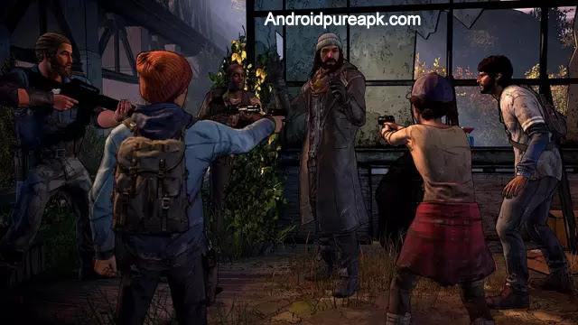 The Walking Dead: Season Three Apk
