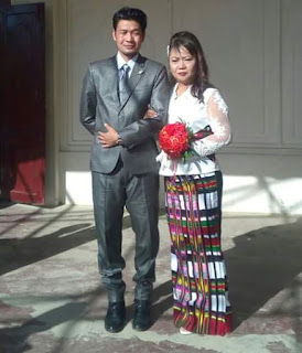 Mizo Gospel Singer: Lalruatfela Pachuau