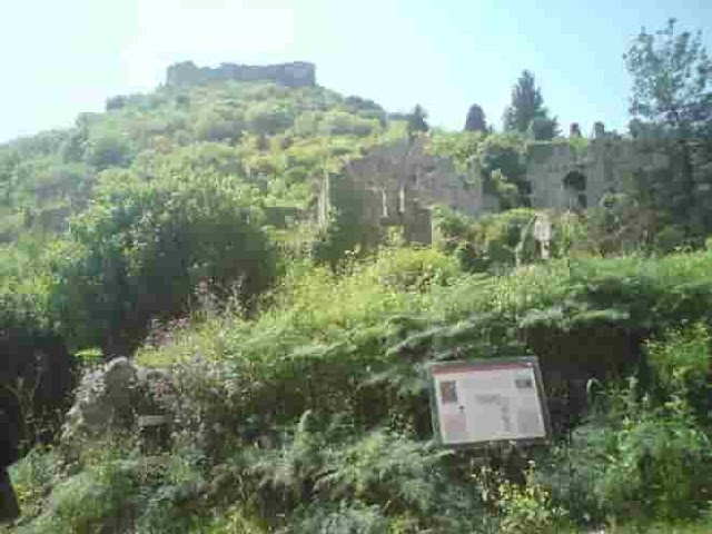 Η Βυζαντινή Καστροπολιτεία του Μυστρά (Φωτογραφίες)